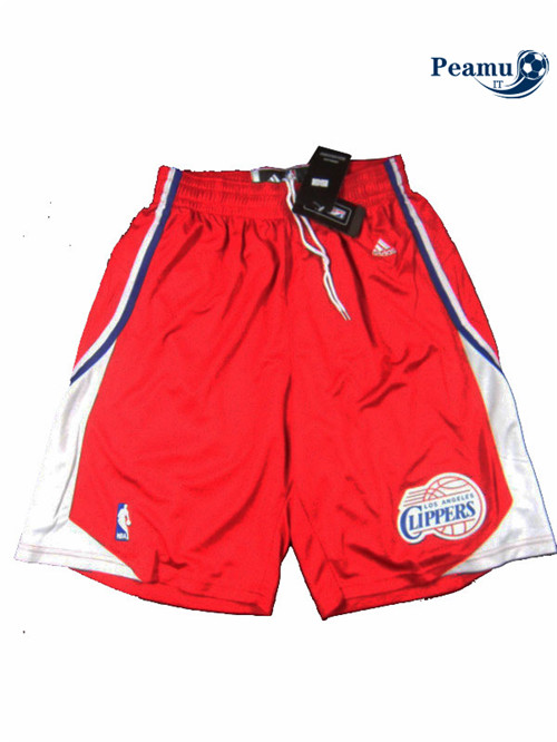 Peamu - Short Los Angeles Clippers [Rojo]
