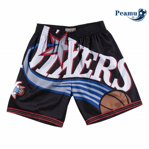 Peamu - Short Philadelphia 76ers Big Face