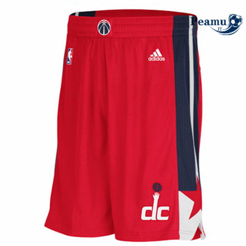 Peamu - Short Washington Wizards [Rojo]