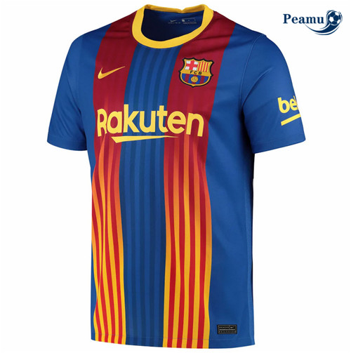 Maillot foot Barcelone Fourth Classic 2020-2021