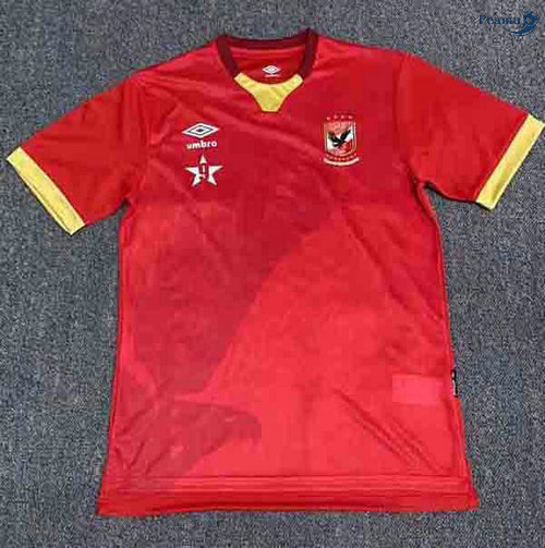 Peamu - Maillot foot Egypte Al Ahly Domicile 2020-2021