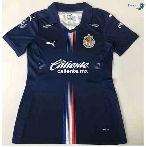 Peamu - Maillot foot Chivas Regal Femme Thirds 2021-2022