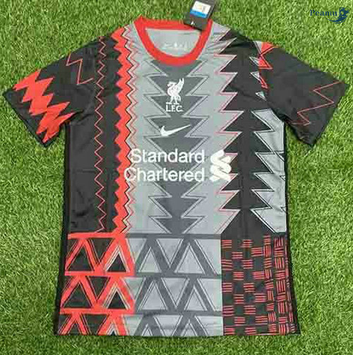 Peamu - Maillot foot Liverpool Pre-Match training 2021-2022
