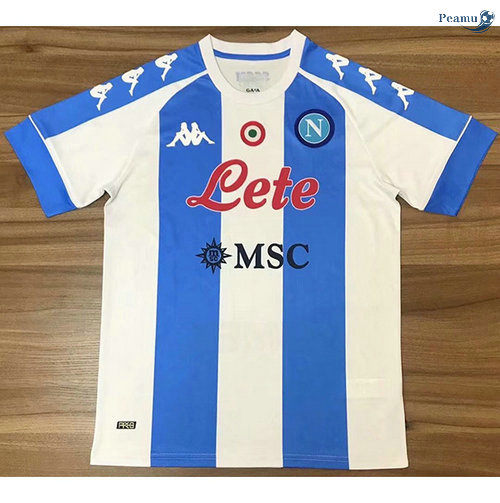 Peamu - Maillot foot Naples Third 2020-2021