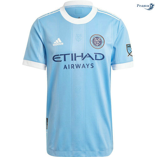 Peamu - Maillot foot New York City Domicile 2021-2022