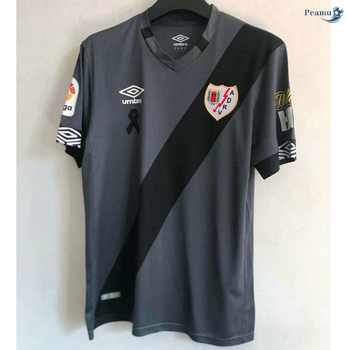 Peamu - Maillot foot Rayo Vallecano Exterieur 2020-2021