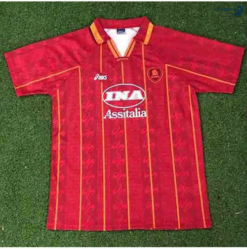 Peamu - Maillot foot Retro AS Roma Domicile 1996-97