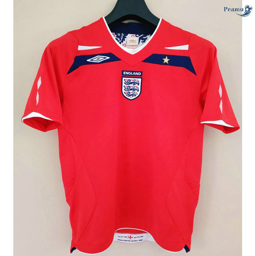 Peamu - Maillot foot Retro Angleterre Exterieur 2008-2010