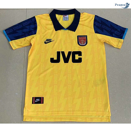 Peamu - Maillot foot Retro Arsenal Exterieur 1994
