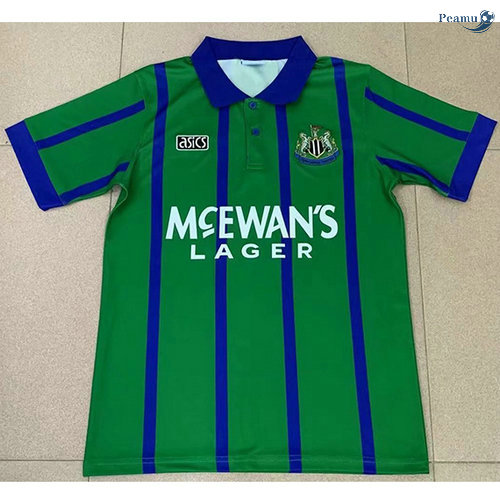 Peamu - Maillot foot Retro Newcastle United Exterieur 1995