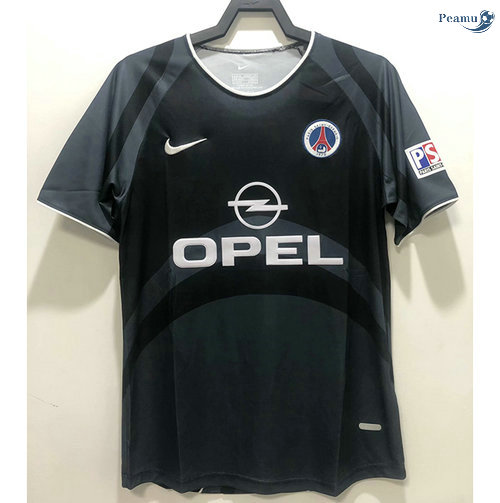 Peamu - Maillot foot Retro PSG Third 2001