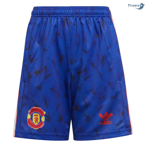 Peamu - Maillot foot Short de foot Manchester United 2020-2021