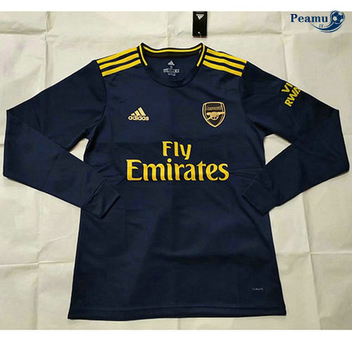 Maillot foot Arsenal Third Manche Longue 2019-2020