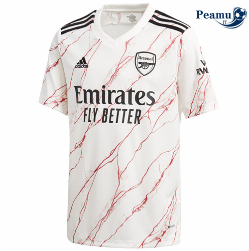 Maillot foot Arsenal Exterieur 2020-2021