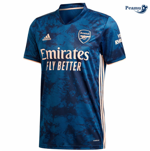Maillot foot Arsenal Third 2020-2021