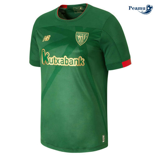 Maillot foot Athletic Bilbao Exterieur 2019-2020