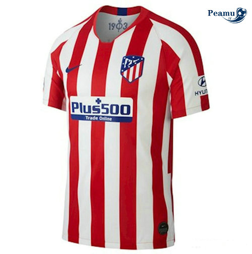 Maillot foot Atletico Madrid Domicile 2019-2020