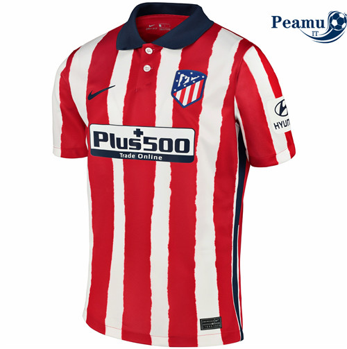 Maillot foot Atletico Madrid Domicile 2020-2021 M056