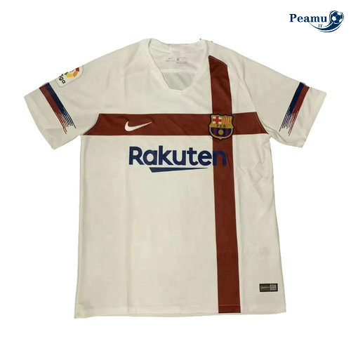 Maillot foot Barcelone Entrainement Bianco 2019-2020