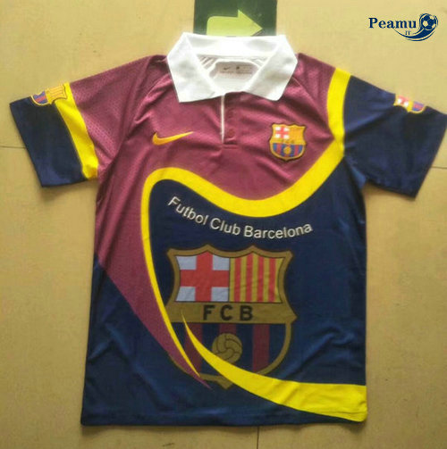 Maillot foot Barcelone training 2019-2020 M057