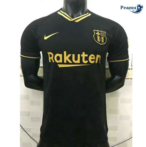 Maillot foot Barcelone training Noir 2019-2020