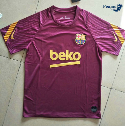 Maillot foot Barcelone Rouge 2019-2020