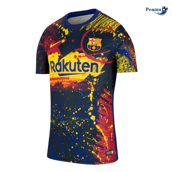 Maillot foot Barcelone training 2019-2020 M059