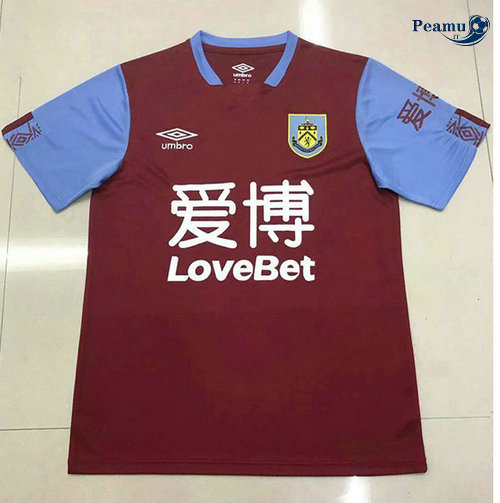 Maillot foot Burnley Domicile 2019-2020