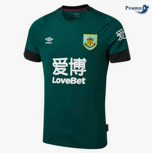 Maillot foot Burnley Third 2019-2020