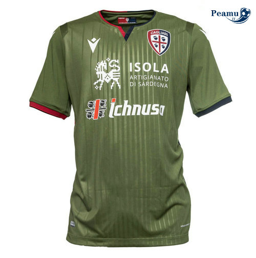 Maillot foot Cagliari Third 2019-2020
