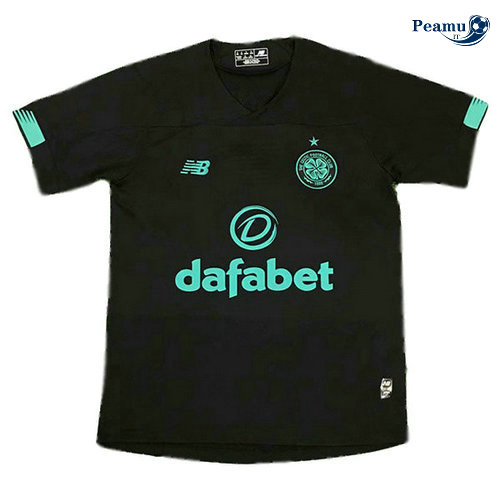Maillot foot Celtic goalkeeping Noir 2019-2020