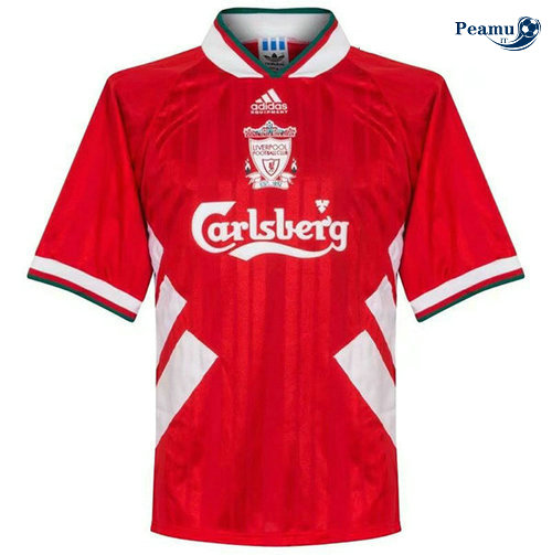 Classico Maglie Liverpool Rouge 1993-1995