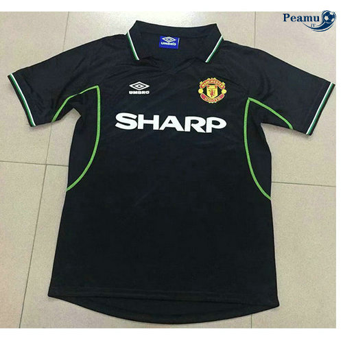 Classico Maglie Manchester United Exterieur 1998