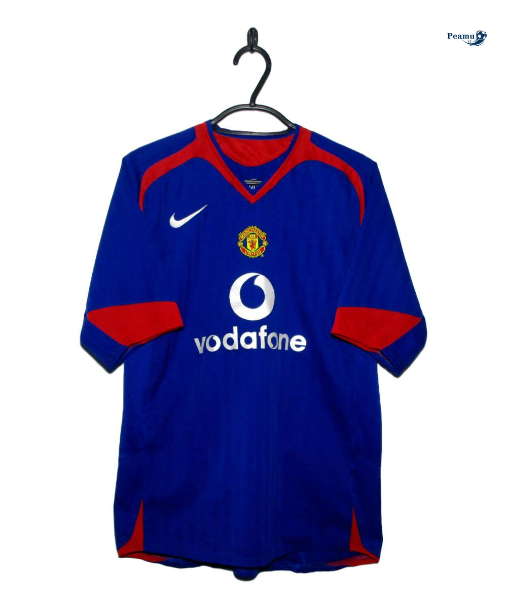 Classico Maglie Manchester United Exterieur 2005-06
