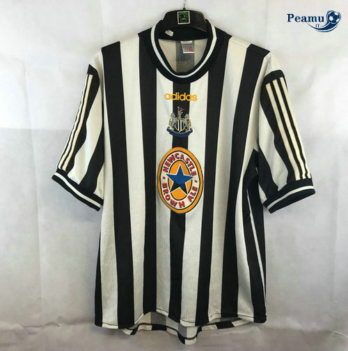 Classico Maglie Newcastle United Domicile 1997-99