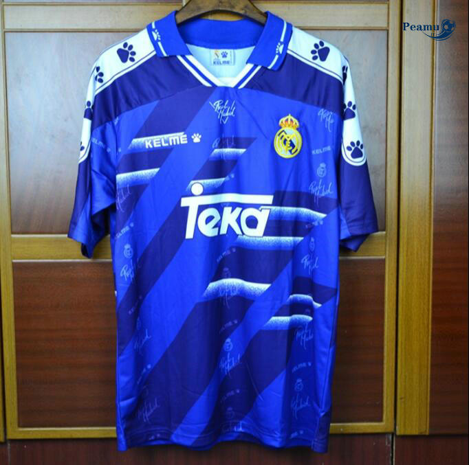 Classico Maglie Real Madrid Exterieur purple 1994-96