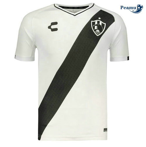 Maillot foot Club de Cuervos Third Bianco 2019-2020