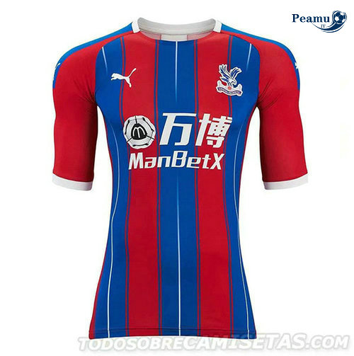 Maillot foot Crystal Palace Domicile 2019-2020