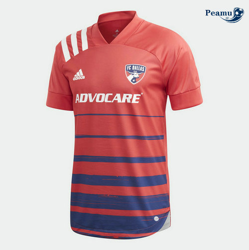 Maillot foot FC Dallas Domicile 2020-2021