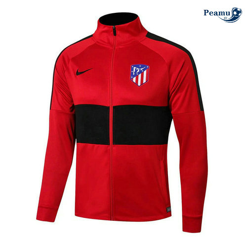 Veste foot Atletico Madrid Rouge/Noir 2019-2020