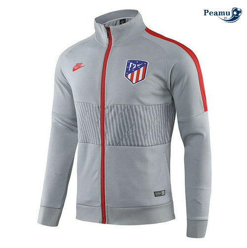 Veste foot Atletico Madrid Gris 2019-2020