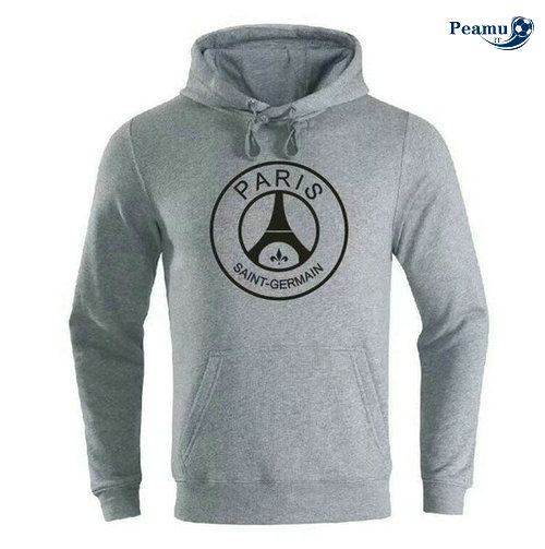 Sweat à capuche PSG Gris 2019-2020