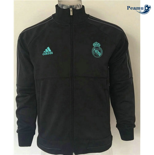 Veste foot Real Madrid Noir/Verde 2019-2020