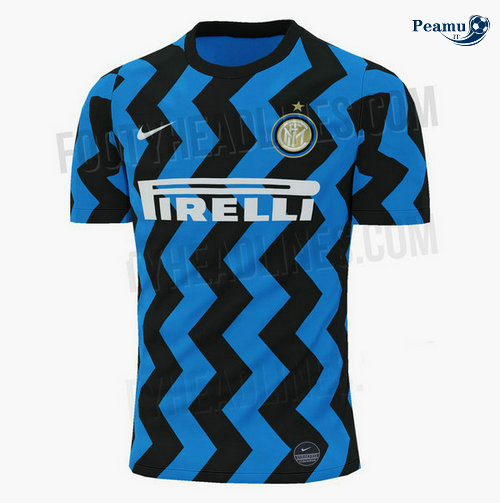 Maillot foot Inter Milan Domicile 2020-2021