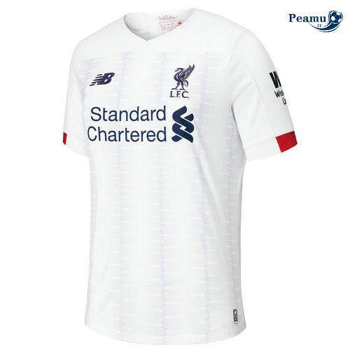 Maillot foot Liverpool Exterieur 2019-2020