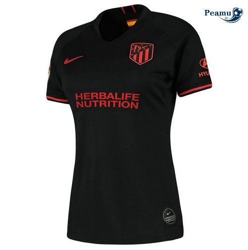 Maillot foot Atletico Madrid Femme Exterieur 2019-2020