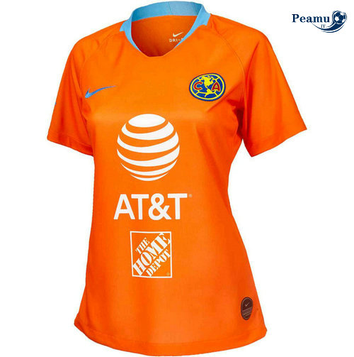 Maillot foot Club America Femme 3rd Rouge 2019-2020