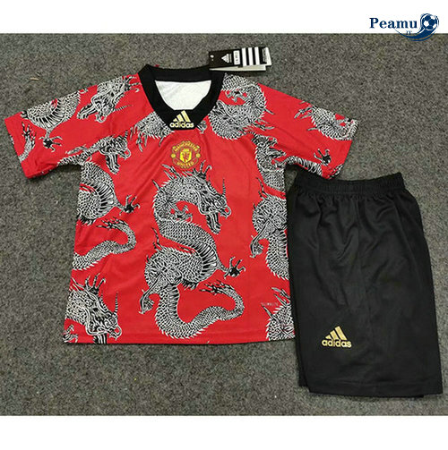 Maillot foot Manchester United Enfant special 2019-2020