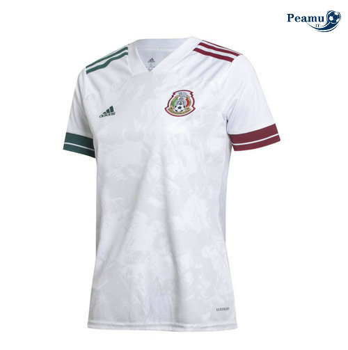 Maillot foot Mexique Bianco Femme 2020-2021