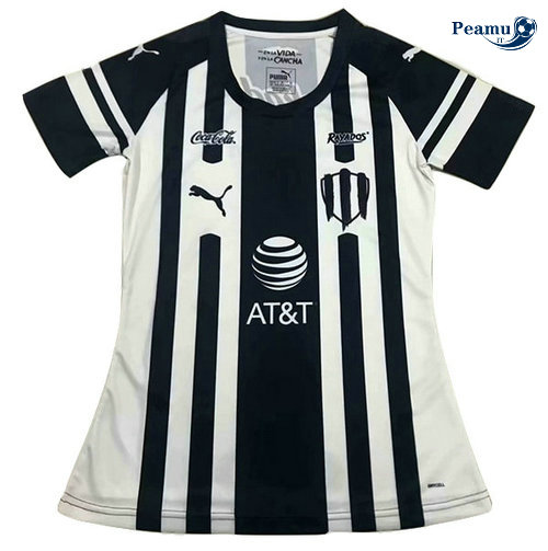 Maillot foot Monterey Femme Bianco 2019-2020